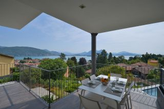 Appartamento Vista lago The View - Air